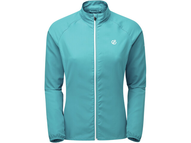 Dare 2b Resilient Windshell Jacket Women fresh water blue